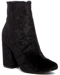 Marc Fisher - Prana Cap Toe Bootie - Lyst
