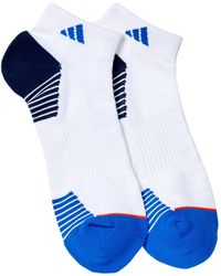 adidas - Superlite Compression Low Cut Socks - Pack Of 2 (men) - Lyst