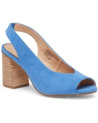 Restricted - Columbia Slingback Sandal - Lyst