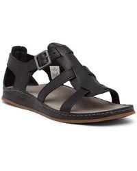Chaco - Aubrey Strappy Leather Sandal - Lyst