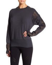 Alo Yoga - Formation Long Sleeve Top - Lyst
