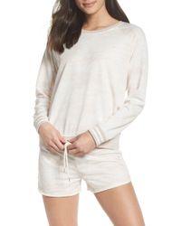 Honeydew Intimates - Burnout Lounge Sweatshirt - Lyst