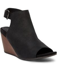 Kenneth Cole Reaction - Cake Jar Wedge Bootie - Lyst