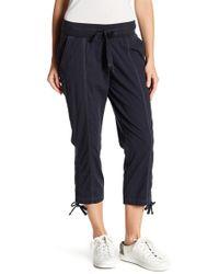 Jag Jeans - Kensie Poplin Cropped Trousers - Lyst