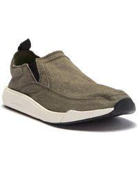 Sanuk - Chiba Quest Knit Slip-on Sneaker - Lyst
