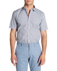 Tocco Toscano - Short Sleeve Circle Print Shirt - Lyst