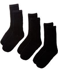 Hue - Sleek Socks - Pack Of 3 - Lyst