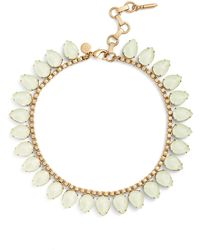 Loren Hope - 'sylvia' Crystal Collar Necklace - Lyst