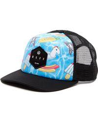 Neff - Hot Tub Trucker Hat - Lyst