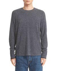 Rag & Bone - 'giles' Lightweight Merino Wool Pullover - Lyst