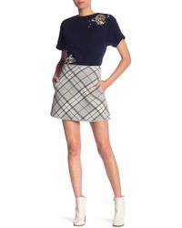 Paul & Joe - Minsk Wool Blend Skirt - Lyst