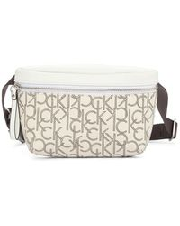 Calvin Klein - Logo Belt Bag - Lyst