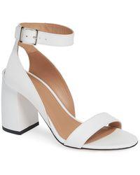 LEWIT - Guilia Block Heel Sandal (women) - Lyst