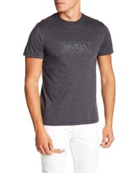 RVCA   Perspective Logo Tee   Lyst