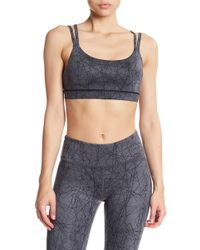Alo Yoga - Work It Out Sports Bra - Lyst