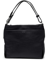 Matt & Nat - Jorja Large Vegan Leather Hobo Crossbody Bag - Lyst