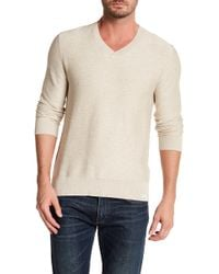 Lucky Brand - V-neck Sweater - Lyst