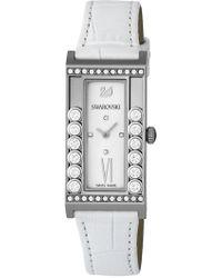 Swarovski - Women's Lovely Crystals Swiss Quartz Watch, 33mm - Lyst
