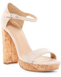 Pour La Victoire | Yvette Platform Ankle Strap Sandal | Lyst