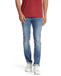 John Varvatos - Wight Fit Jeans - Lyst