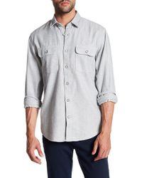 James Campbell - Vito Long Sleeve Regular Fit Shirt - Lyst
