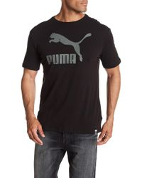 PUMA - Archive Life Graphic Tee - Lyst