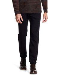 "T.R. Premium Comfort Fit Dress Pants - 32-34"" Inseam - Black"