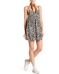 Billabong - Florida Fever Babydoll Dress - Lyst