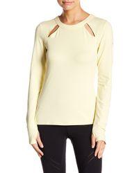 Alo Yoga - Mantra Long Sleeve Shirt - Lyst