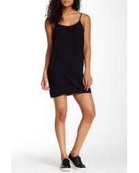 Alternative Apparel - Challis Slip Dress - Lyst