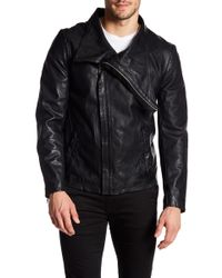 Lamarque - The Blade Leather Jacket - Lyst