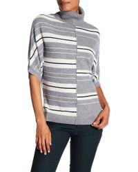In Cashmere - Turtleneck Dolman Sleeve Cashmere Sweater - Lyst