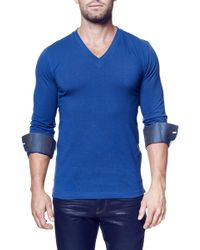 Maceoo - V-neck Pullover - Lyst