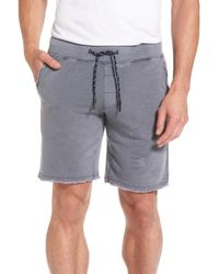 Surfside Supply - Burnout Terry Shorts - Lyst