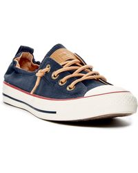 Converse - Chuck Taylor(r) All Star(r) 'peached - Shoreline' Low Top Slip-on Sneaker (women) - Lyst