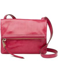 Hobo - Glade Leather Crossbody Bag - Lyst