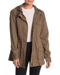 Love, Fire - Lightweight Cargo Jacket - Lyst