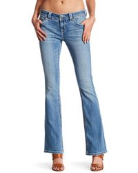 Miss Me - Mid Rise Bootcut Jean - Lyst