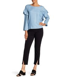 Vince Camuto - Ponte Side Vent Trousers - Lyst