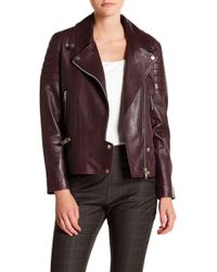 Walter Baker - Alea Leather Jacket - Lyst