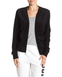 Juicy Couture - Gothic Logo Robertson Velour Jacket - Lyst