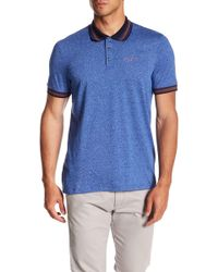 Ted Baker - Mouline Golf Shirt - Lyst