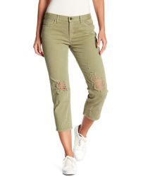 Siwy - Valerie Cropped Jeans - Lyst