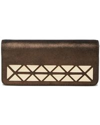 Vince Camuto - Fit Leather Wallet - Lyst