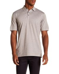 Peter Millar - Cote D'azure Striped Polo - Lyst