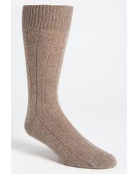 John W. Nordstrom - Cashmere Blend Socks - Lyst
