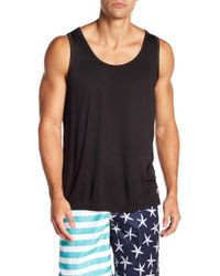 TRUNKS SURF AND SWIM CO - Solid Swim Muscle Tank - Lyst
