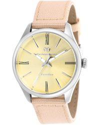 TechnoMarine - Women's Stainless Steel Pc21 Quartz Watch, 36mm - Lyst