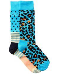 Happy Socks - 2-pack Socks - Lyst