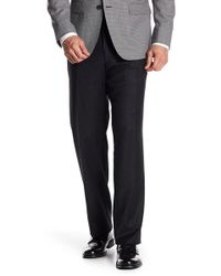 JB Britches - Flat Front Custom Trousers - Lyst